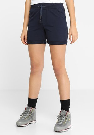 WOMAN BERMUDA - Sports shorts - navy