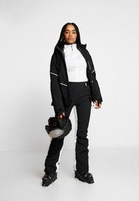 CMP - WOMAN PANT - Snow pants - nero - 1