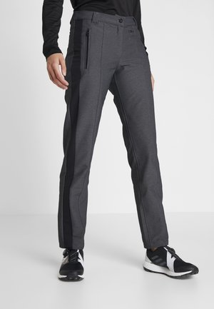WOMAN LONG PANT - Outdoorbroeken - antracite melange