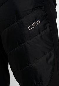 CMP - WOMAN PANT - Tygbyxor - nero - 8