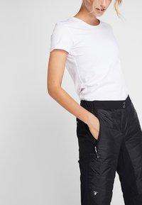 CMP - WOMAN PANT - Kalhoty - nero - 3