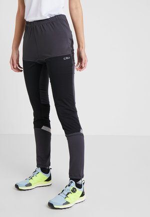 WOMAN LONG  - Leggings - antracite