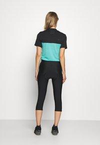 CMP - WOMAN PANT 3/4 BIKE - 3/4 sports trousers - nero - 2