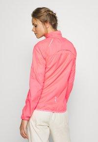 CMP - WOMAN TRAIL JACKET - Sports jacket - gloss - 2