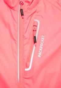 CMP - WOMAN TRAIL JACKET - Sports jacket - gloss - 5