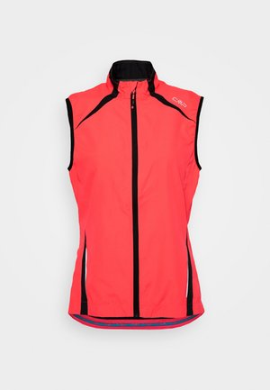 WOMAN TRAIL VEST - Vesta - gloss