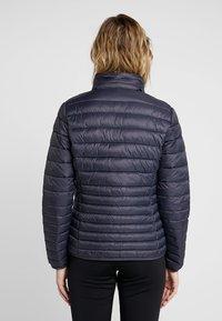 CMP - WOMAN JACKET ZIP HOOD - Winterjacke - antracite/aquamint - 3