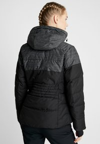 CMP - WOMAN JACKET ZIP HOOD - Skijakke - nero - 3