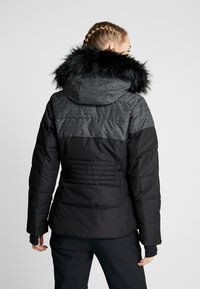CMP - WOMAN JACKET ZIP HOOD - Skijakke - nero - 2