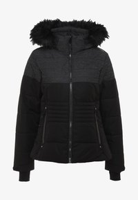 CMP - WOMAN JACKET ZIP HOOD - Skijakke - nero - 8