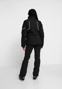 CMP - WOMAN JACKET ZIP HOOD - Ski jas - nero - 3
