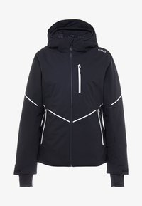 CMP - WOMAN JACKET ZIP HOOD - Ski jas - nero - 7