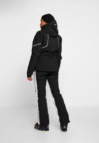 CMP - WOMAN JACKET ZIP HOOD - Ski jas - nero - 2