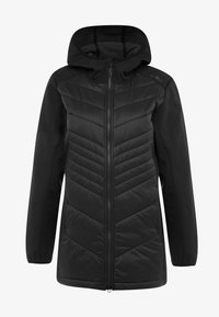 CMP - WOMAN COAT FIX HOOD - Softshelljakke - nero - 6