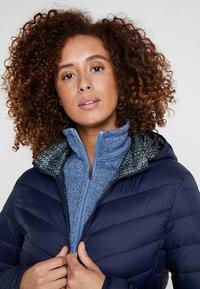 CMP - WOMAN JACKET ZIP HOOD - Winter jacket - black blue - 4