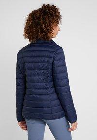 CMP - WOMAN JACKET ZIP HOOD - Winter jacket - black blue - 3