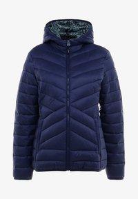 CMP - WOMAN JACKET ZIP HOOD - Winter jacket - black blue - 6