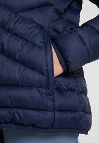 CMP - WOMAN JACKET ZIP HOOD - Winter jacket - black blue - 5