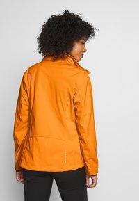 CMP - WOMAN JACKET ZIP HOOD - Soft shell jacket - solarium - 3