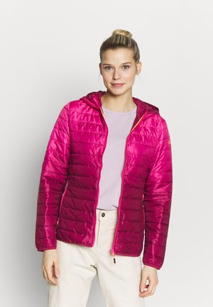 WOMAN JACKET FIX HOOD - Lett jakke - goji