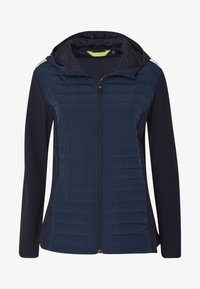 CMP - WOMAN JACKET FIX HOOD - Outdoorjakke - dark blue
