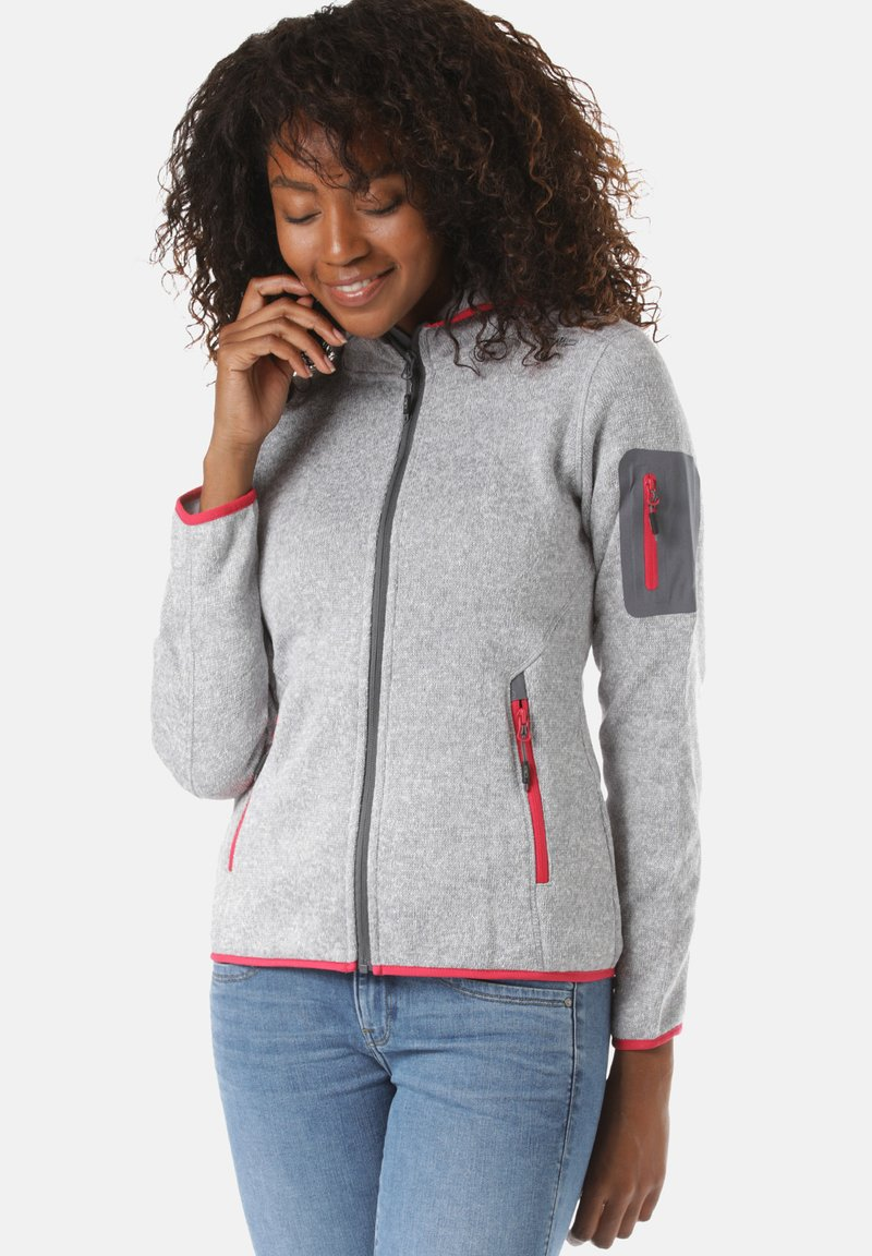 CMP - Fleece jacket - grey