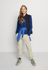 CMP - WOMAN GILET - Smanicato - dark blue