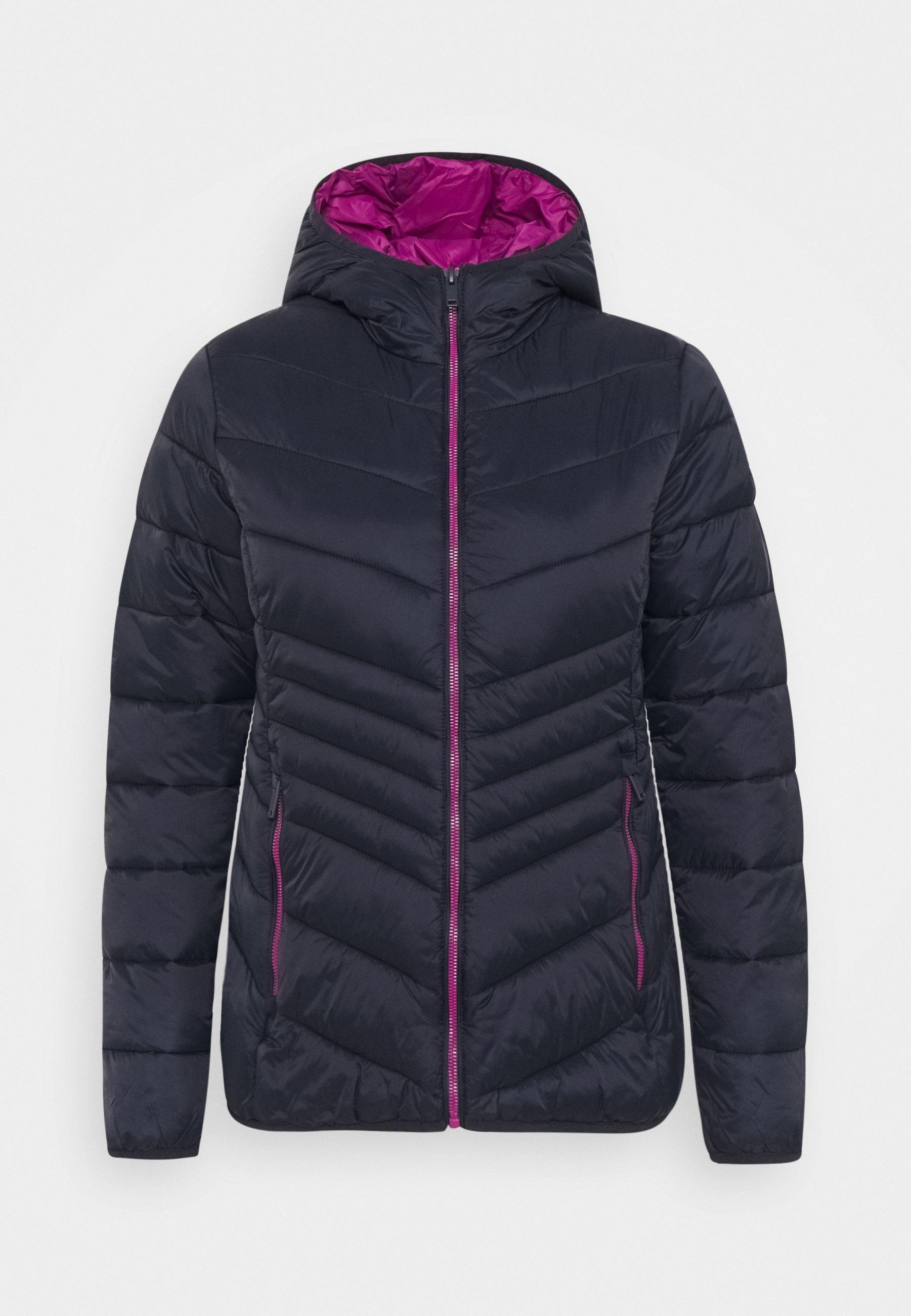Cmp giacca da mezza stagione magenta zalando rosso