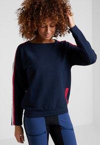 CMP - WOMAN - Sweatshirt - dark blue - 0