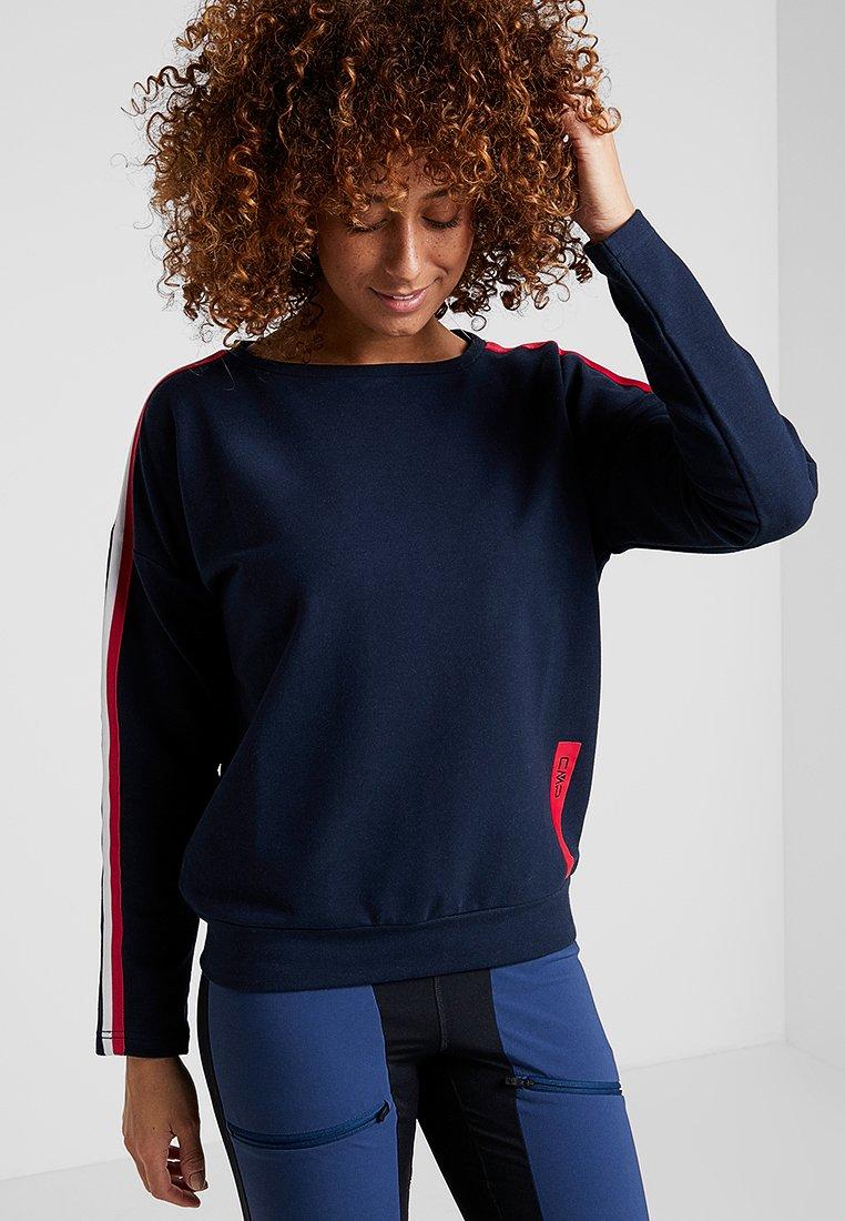 CMP - WOMAN - Sweatshirt - dark blue