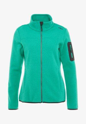 Fleece jacket - mint