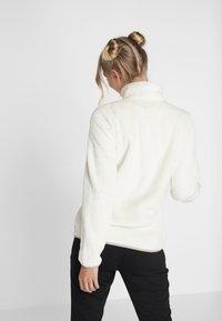 CMP - WOMAN JACKET - Fleecejacke - off-white - 2