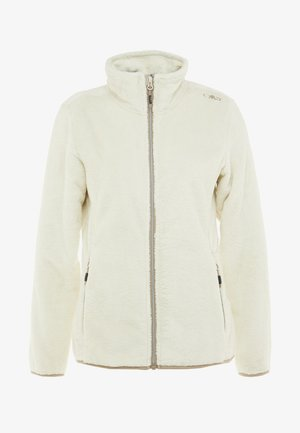 WOMAN JACKET - Fleece jacket - off-white