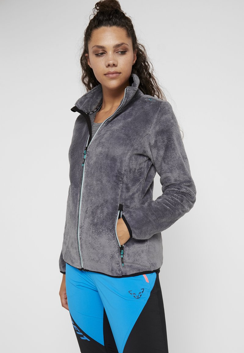 CMP - WOMAN JACKET - Giacca in pile - graffite