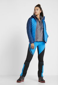 CMP - WOMAN JACKET - Giacca in pile - graffite - 1