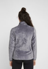 CMP - WOMAN JACKET - Giacca in pile - graffite - 2