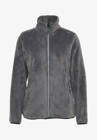 CMP - WOMAN JACKET - Giacca in pile - graffite - 4