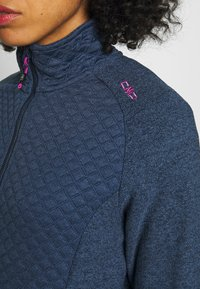 CMP - WOMAN JACKET - Fleece jacket - blue - 5