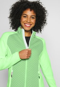 CMP - WOMAN JACKET - Fleecejakke - leaf - 3