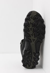 CMP - RIGEL MID TREKKING SHOES WP - Hiking shoes - dark green - 4