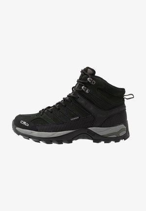 RIGEL MID TREKKING SHOES WP - Chaussures de marche - dark green