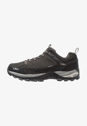 RIGEL LOW TREKKING SHOES WP - Trekingové boty - arabica/sand