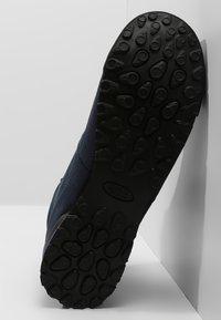 CMP - HEKA WP - Trekingové boty - black/blue - 4
