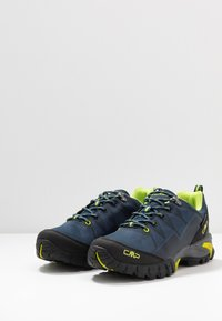 CMP - TAURI LOW TREKKING SHOE WP - Hiking shoes - plutone - 2