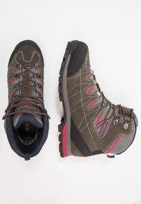 CMP - ARIETIS TREKKING SHOES WP - Hikingskor - arabica - 1