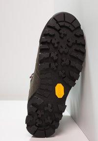 CMP - ARIETIS TREKKING SHOES WP - Hikingskor - arabica - 4