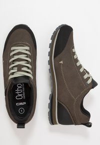 CMP - ELETTRA LOW SHOE WP - Hiking shoes - wood/arena - 1