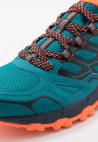 CMP - ZANIAH TRAIL SHOE - Zapatillas de trail running - rif/antracite - 5