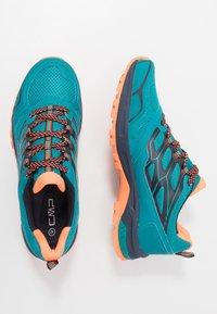 CMP - ZANIAH TRAIL SHOE - Zapatillas de trail running - rif/antracite - 1