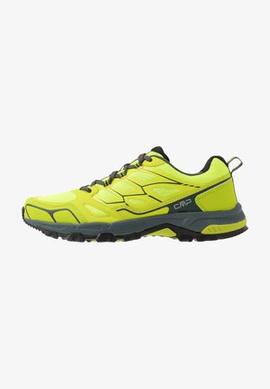 ZANIAH TRAIL SHOE - Obuwie do biegania Szlak - lime/jungle